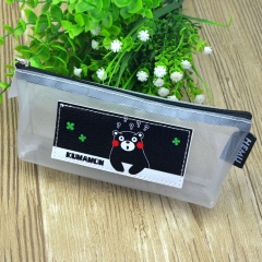Kumamon Cosplay Cute Cartoon Pattern For Student Anime Pencil Bag