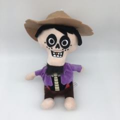 Coco Hector Rivera Cosplay Movie Cartoon Cute For Kids Gift Doll Anime Plush Toy