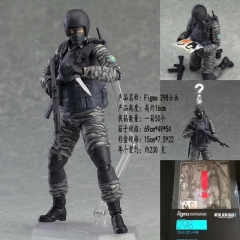 Figma METAL GEAR SOLID Model Toys Anime PVC Action Figures Statue 16cm