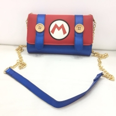 Super Mario Bro Game Cartoon Shoulder Bags Girls Cute Anime Hand Bag