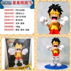One Piece Luffy Figures Anime Plastic Figure Japanese Collection Toy