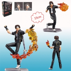 Figma SP-094 The King Of Fighters Kyo Kusanagi Cosplay Game Model Toy Anime Figures
