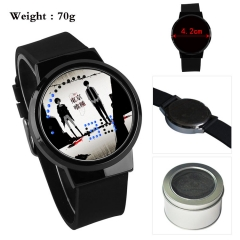 Tokyo Ghoul Cartoon Popular Touch Screen Anime Watch with Box