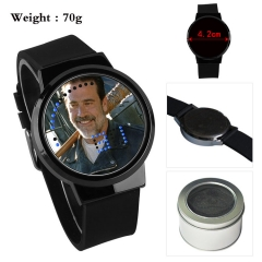 The Walking Dead Cartoon Popular Touch Screen Anime Watch with Box