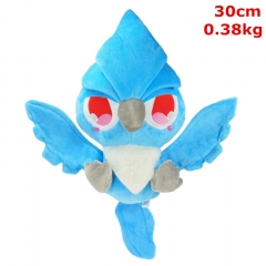 Pokemon Articuno Cosplay Cartoon For Kids Fancy Stuffed Doll Anime Plush Toy