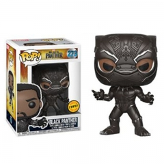 Funko POP Black Panther PVC Model Toys High Quality Anime Cartoon Figures 273#