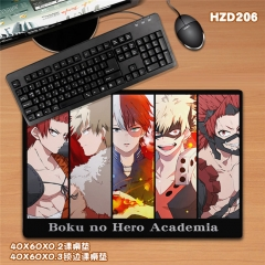 My Hero Academia/Boku No Hero Academia Anime Cartoon Mouse Pad Fancy Print Mouse Pad