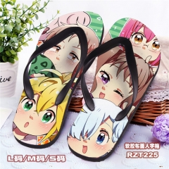 The Seven Deadly Sins Cartoon Slipper Japanese Soft Rubber Flip-Flops
