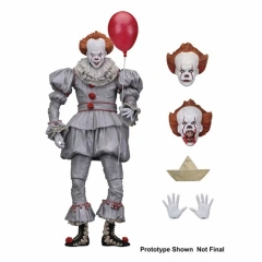 Stephen King's It Cartoon Model Toy Statue Collection Anime PVC Action Figure