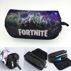 Fortnite Cosplay Game For Student Anime Pencil Bag
