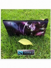 Dota2 Cosplay Game Cartoon Cheapest For Student Anime PU Pencil Bag