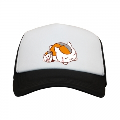 Fashion Natsume Yuujinchou Cartoon Hat Wholesale Adjust Anime Baseball Cap