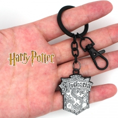 Harry Potter Cosplay Cartoon Decoration Keyring Alloy Pendant Anime Keychain