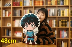 My Hero Academia Cartoon Bolster Midoriya Izuku Printed Anime Long Pillow