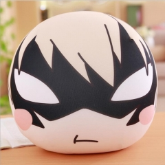 My Hero Academia Cartoon Bolster bakugo katsuki Printed Round Anime Pillow
