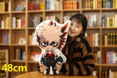 My Hero Academia Cartoon Bolster bakugo katsuki Printed Anime Long Pillow