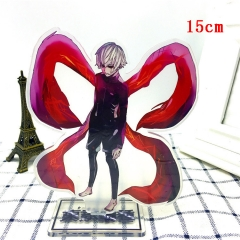 Tokyo Ghoul Q Version Fashion Anime Figure Acrylic Anime Standing Plates