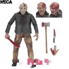 Neca Friday the 13th Jason·Voorhees Collection Model Toy Statue Anime PVC Figure