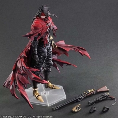 Final Fantasy 7 Vincent Valentine Cartoon Model Toy Statue Collection Anime PVC Action Figure