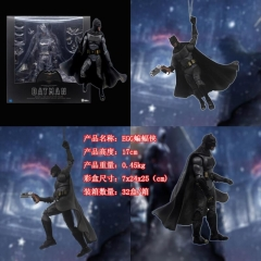 Beast Kingdom Batman Model Toy Statue 1/9 Scale Anime PVC Action Figures 17cm