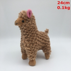 Alpacasso Cosplay Japanese Cartoon For Kids Gift Doll Anime Plush Toy