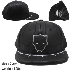 Black Panther Cosplay Movie Cartoon For Adult Hat Wholesale Anime Baseball Cap