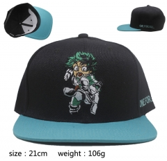 Boku no Hero Academia / My Hero Academia Cosplay Cartoon For Adult Hat Wholesale Anime Baseball Cap