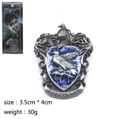 Harry Potter Cosplay Movie Anime Alloy Brooch and Pin