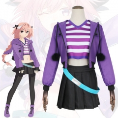 Fate Cosplay Costume Game Wholesale Anime Fashion Clothes Costume