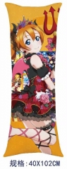 LoveLive Cosplay Cartoon Stuffed Bolster Japanese Anime Pillow 40*102cm