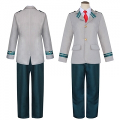 My Hero Academia/Boku No Hero Academia Cosplay Costume School Uniforms For Man