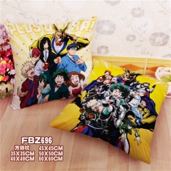 Boku no Hero Academia My Hero Academia Fancy Pillow Square Stuffed Bolster Anime Pillow