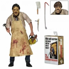 The Texas Chainsaw Massacre Anime Figure (7 Inch)