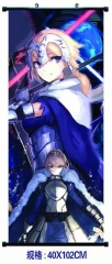 Fate Stay Night Hanging Wall Scrolls Cosplay Cartoon Anime Wallscrolls 40*102cm