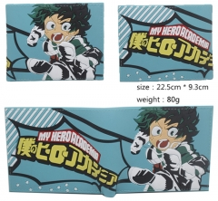 Boku no Hero Academia My Hero Academia Fashion Purse Wholesale Bifold Anime Wallet