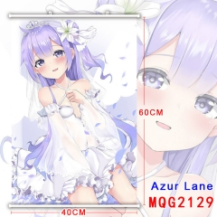 Azur Lane Painting Hanging Wall Scroll Poster Cosplay Wallscrolls
