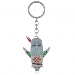 Dark Souls Cosplay Alloy Keychain Decoration Metal Key Chains