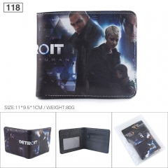 Ready Player One Cosplay Cartoon Fashion Purse Bifold Anime Wallet