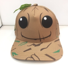 Guardians of the Galaxy Cosplay Cartoon Unisex Baseball Cap Anime Hat