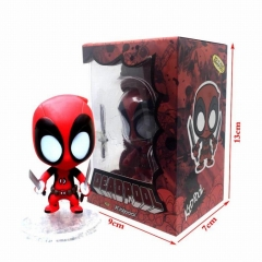 Deadpool Collection Cosplay Cartoon Model Toy Statue Anime PVC Action Figures