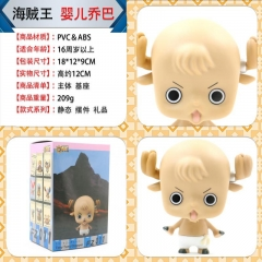 One Piece Baby Chooper Cosplay Japanese Cartoon Collection Toys Anime Plastic Figure