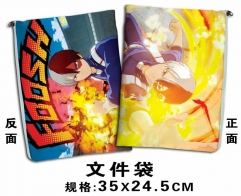 Boku no Hero Academia My Hero Academia Cosplay Cartoon For Student Office File Holder Anime File Pocket