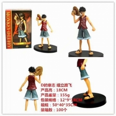 One Piece Luffy Cartoon Model Toy Statue Anime PVC Figure