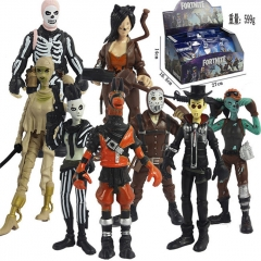 Hot Game Fortnite Character Anime PVC Figure Cute Figure 20pcs/set