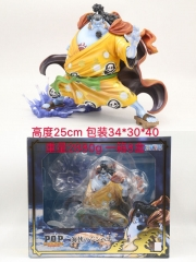 One Piece Jinbe Cosplay Cartoon Model Toys Anime PVC Figures