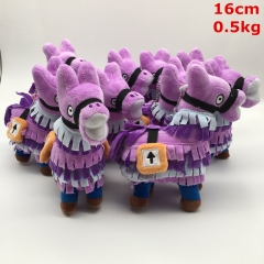 Fortnite Alpaca Cosplay Game Lovely Plush Toy Doll Anime Plush Pendant (10pcs/set)