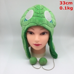 League of Legends the Sad Mummy Cosplay Game Cute Funny Anime Plush Hat