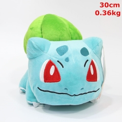 Pokemon Bulbasaur Cosplay Cute Cartoon For Kids Gift Doll Anime Plush Toys