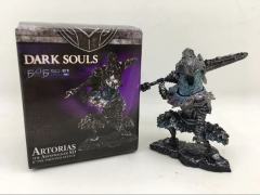 Dark Souls Cartoon Model Toys Statue Q-version Anime PVC Action Figure 6cm