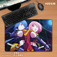 Release The Spyce Anime Cartoon Mouse Pad Fancy Print Mouse Pad